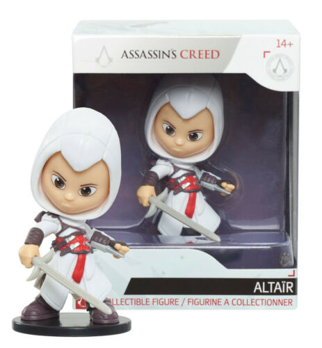 Assassin/'s Creed Altair Stylized Collectible 3in Figure New in Box
