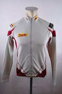 Biemme-Powerbar-cycling-bike-Rad-Jacke-jacket-size-3-M-BW-49cm