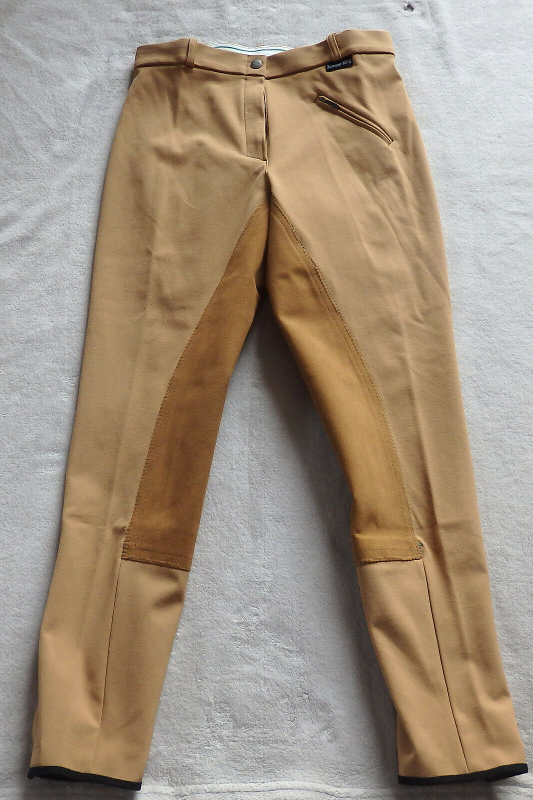 Jumper KING Ladies Breeches, 3 4 Full Trim, Nougat,  Size 42, (036)  welcome to buy