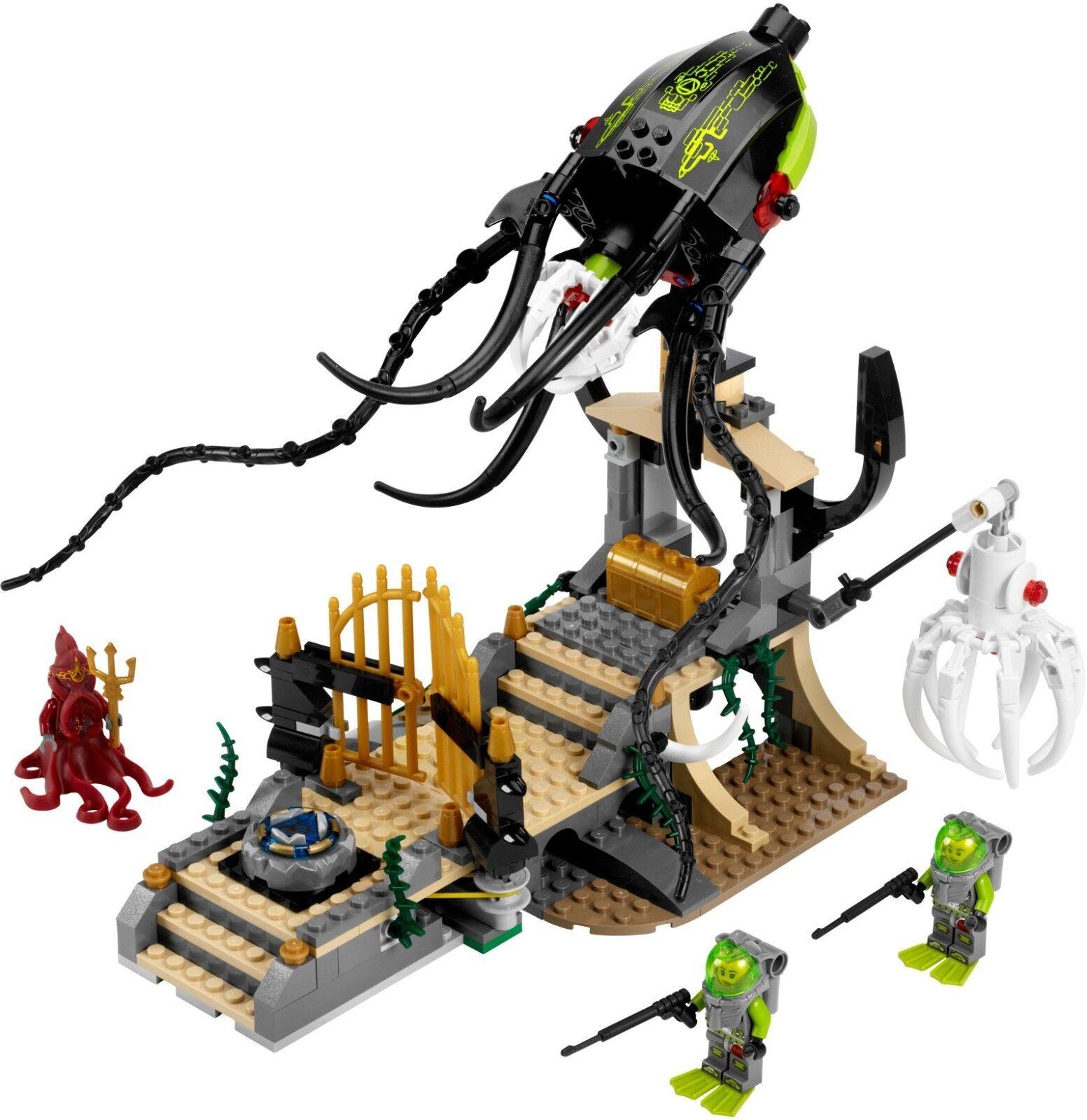 Lego Atlantis Atlantis Atlantis Set Gateway of the Squid 8061 65cca4