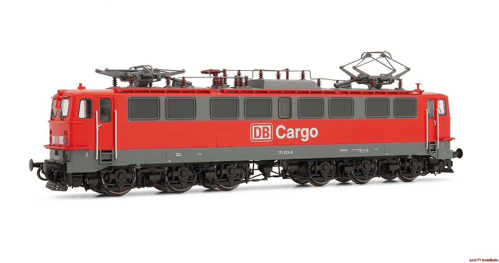 TT E-Lok BR 171 013-6 verkehrsrot DB AG Ep. V Hornby 9017 NUOVO