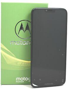 Used Motorola Moto G7 Power Xt1955 4 Dual Factory Unlocked 6 2 64gb Black Ebay