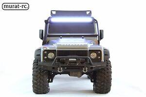 SMD Substrate Light LED Light Bar Set for TRAXXAS TRX-4 Defender RC Car Truck