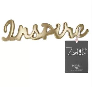 Zoella-Inspire-Me-Scrivania-Accessorio-NUOVO-Lifestyle-GAMMA-con-etichette