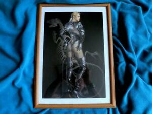 HAJIME-SORAYAMA-POSTER-PRINT-ART-RARE-JAPANESE-ARTIST-JAPAN-F-S-COLLECTIBLE