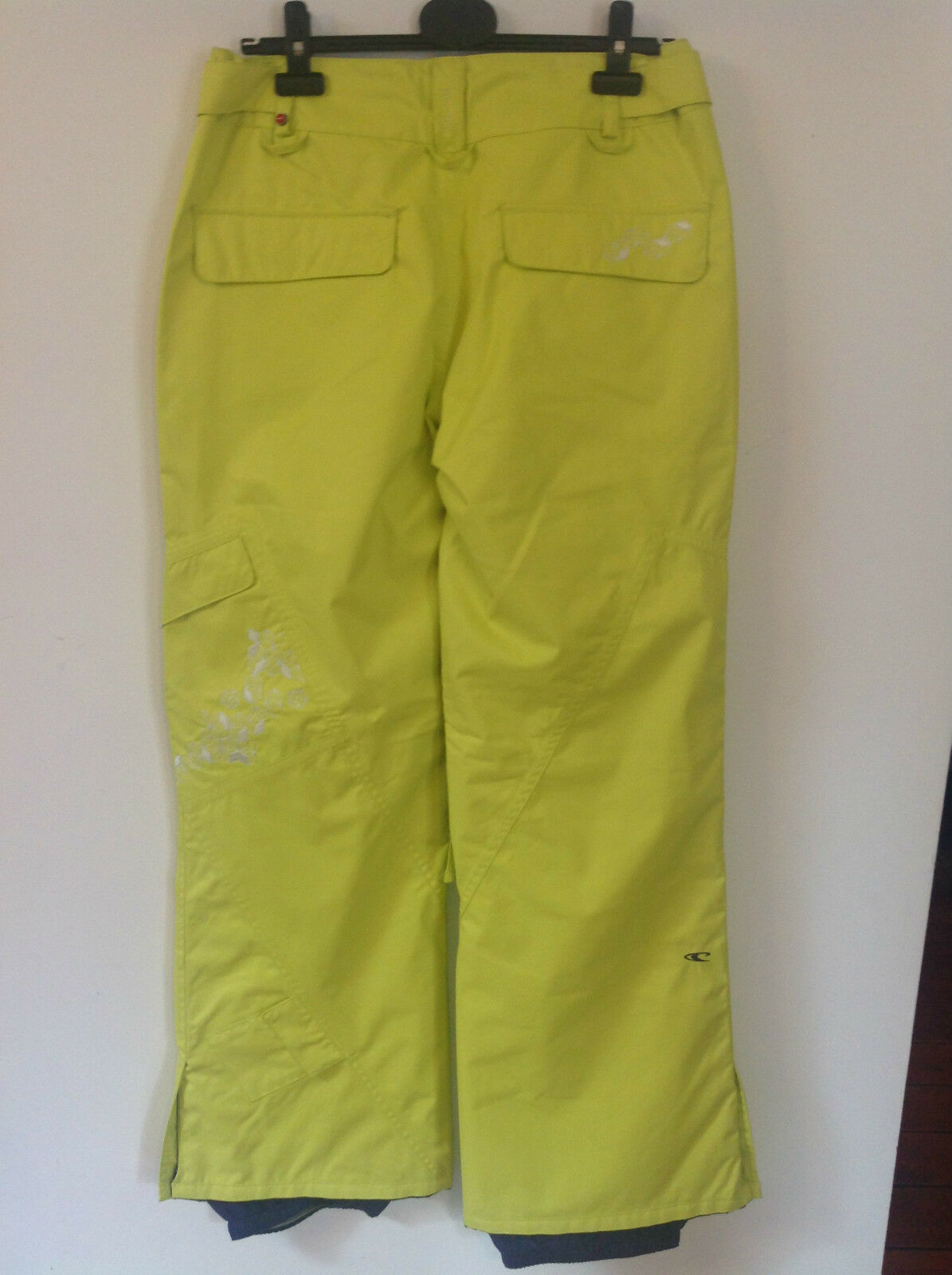 O'NEILL Gelb   WATERPROOF RELAXED FIT SKI TROUSERS   Gelb    RET     BNWT d4d5d8