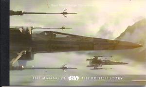 2015-GB-ROYAL-MAIL-COMMEMORATIVE-PRESTIGE-STAMP-BOOKLET-SG-DY-15-STAR-WARS