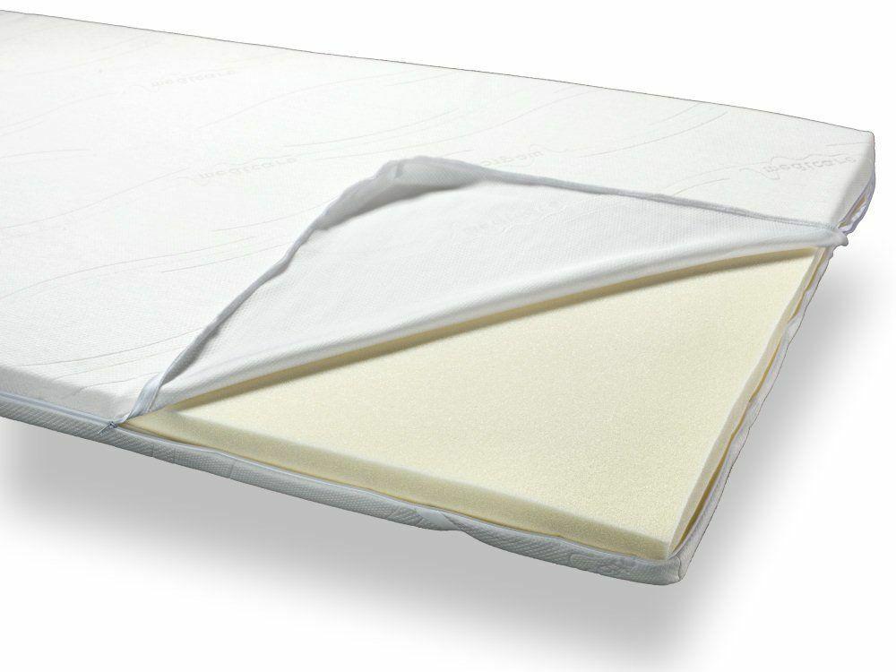 Ergomed® Visco Matratzen Topper ViscoCare® II 90x190 7 cm Viscoschaum