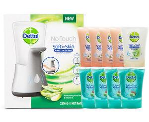 Dettol-No-Touch-Dispenser-9-x-Refills-250mL