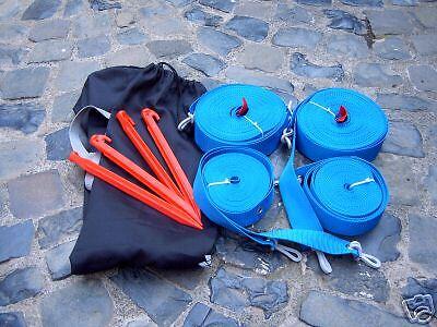 Beach-Volleyball Spielfeldmarkierung 50 50 50 mm blau rot oder gelb für Feld 8 x 16 m e77e75