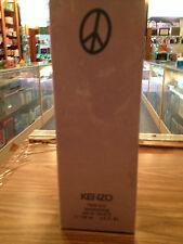 TIME FOR PEACE KENZO PERFUME EDT 3.4 oz / 100 ML SPRAY NIB RARE SEALED WOMEN