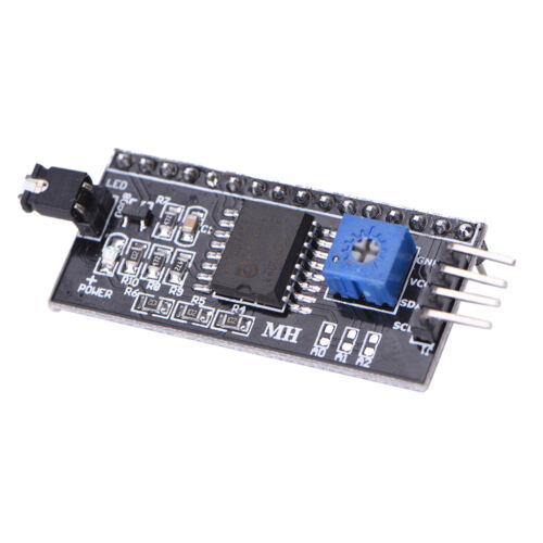 5PCS IIC I2C TWI SPI Serial Interface Board Module Port For Arduino 1602LCDTPO