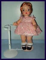 White Kaiser Doll Stand For Terri Lee Jerri Lee U.s. Ships Free