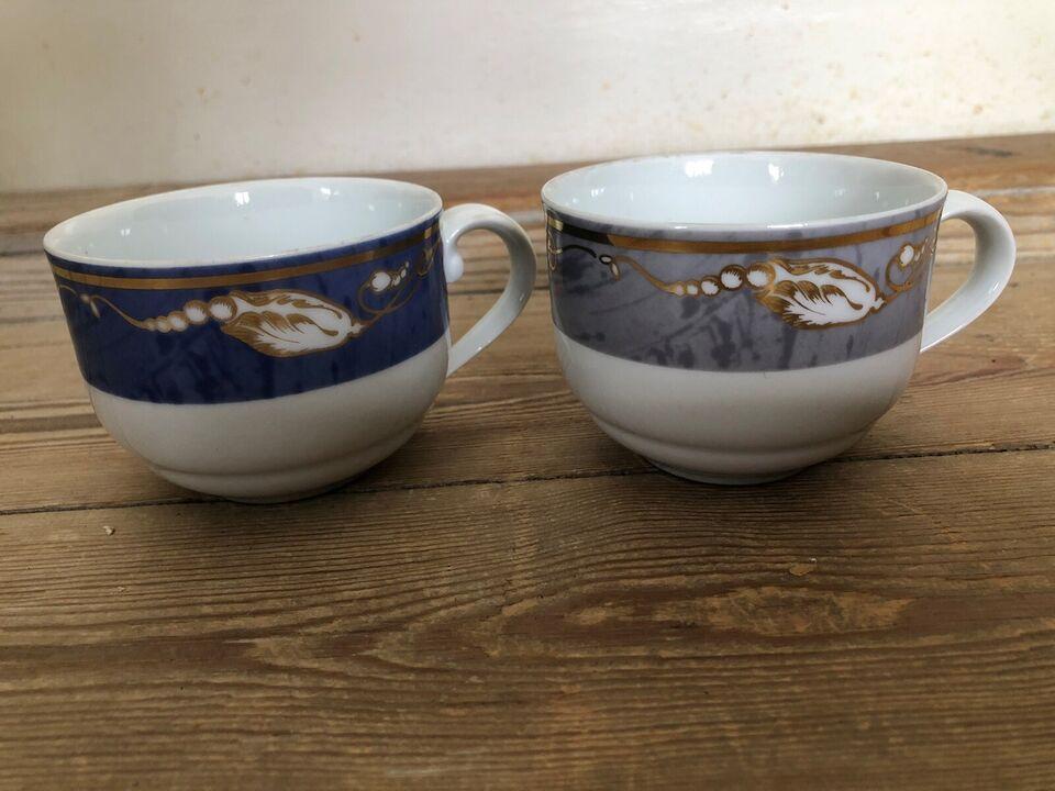 Porcelæn, Kop, Royal Copenhagen 072