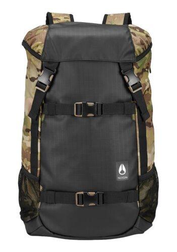 Nixon Landlock Backpack III Multicam