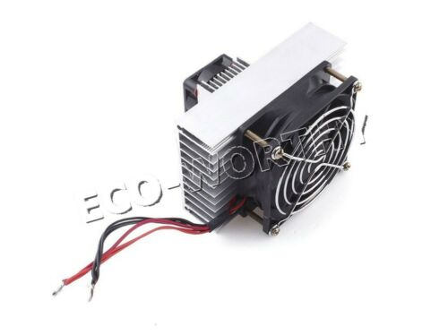 12V Semiconductor electronic cooling air conditioner refrigerator good for pet