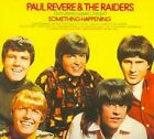 Something Happening by Paul Revere & the Raiders (CD, Sep-2001, Repertoire)