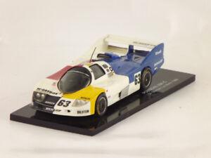 Cvabc202 Porsche 936 C Le Mans 1986 # 63 S.brunn-e.schuster-r.seher