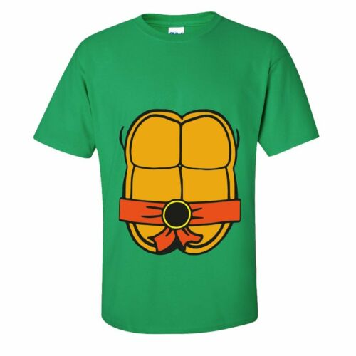 Christmas Gift TV Film Michaelangelo Movie TMNT T-Shirt Adults /& Kids Sizes