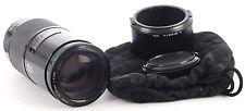 Minolta 70-210mm f4 Sony A + Minolta Dynax Lens (1150)