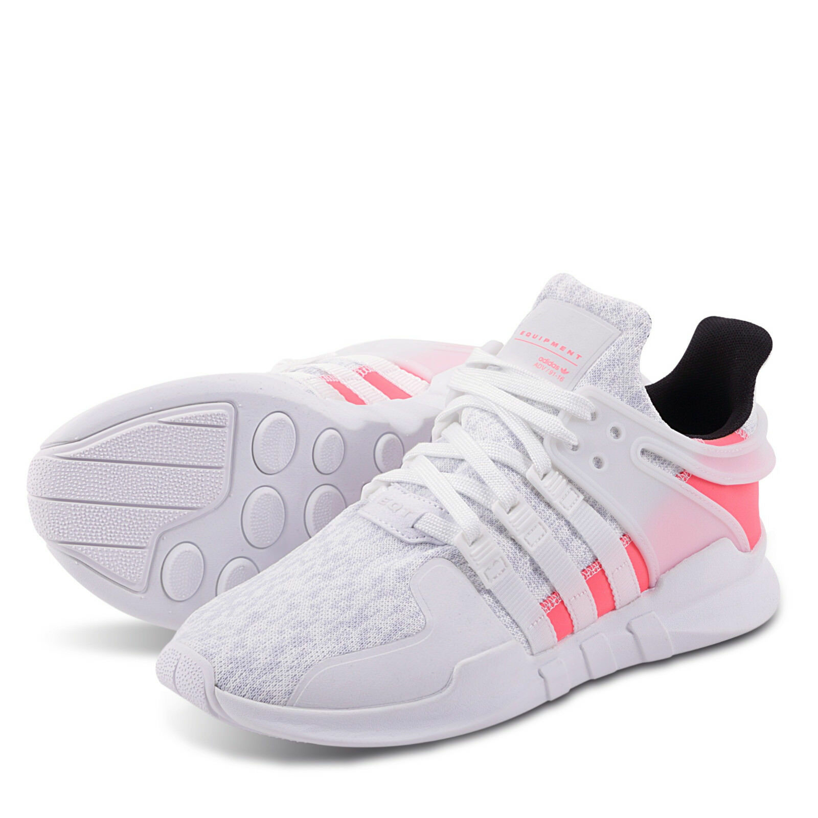 ADIDAS EQT SUPPORT 7.5 ADV White/turbo Running Trainers BB2791 Sizes 7.5 SUPPORT - 10.5 93ea99