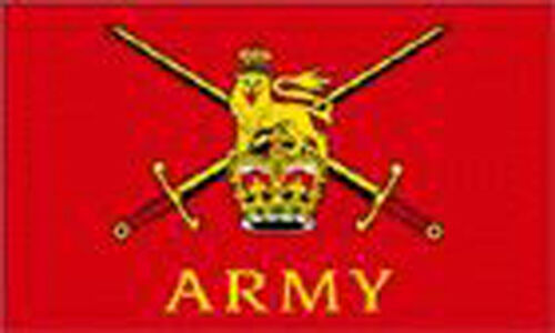 Army Flag  5ft x 3ft