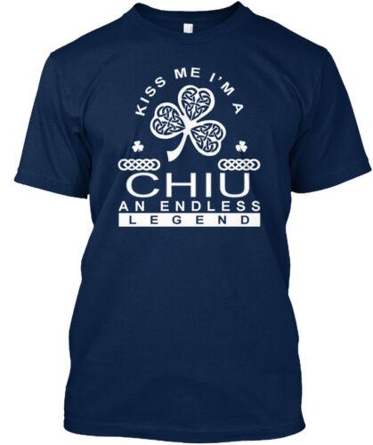 Kiss Me I/'m A Chiu An Standard Unisex T-shirt Chiu-an Endless Legend S-5XL
