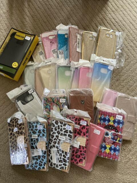 Bulk Lot (random Pick)... Samsung Galaxy 6 Edge Case (lot Of 10 Random Variety)