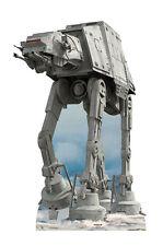 Star Wars At-at enorme Cartón recorte Pie Standup Walker vehículo Hoth Battle