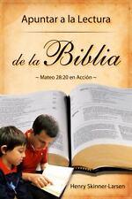 Apuntar a la Lectura de la Biblia : Mateo 28:20 en Acción by Henry...