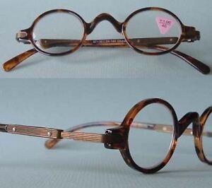 ZiZi-Unisex-Little-Round-Reading-Glasses-2-75-TORTOISE