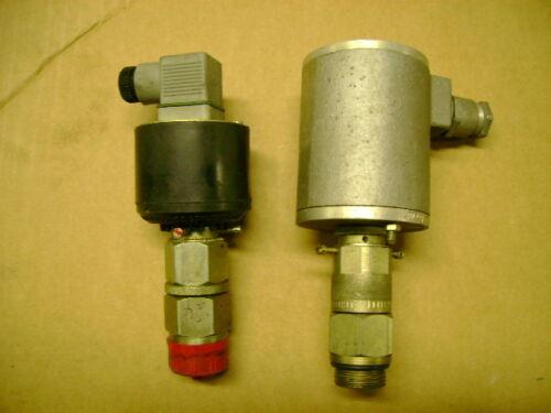 DDR Druckschalter TGL 10952 CM3 CML3 CO2 CO3 COLS3 Hydraulik