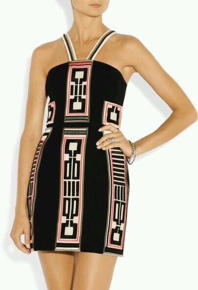 NEW Sass & Bide Jump Frog Embellished Dress Größe Aus 6 Stamp Of Approval  550