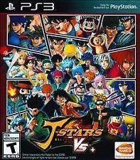 J-Stars Victory VS+ (Sony PlayStation 3, 2015)