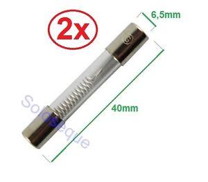 2x-FUSIBLE-PARA-MICROONDAS-5KV-750mA-800mA-900mA-075A-08A-09A-Fuse-Microwave
