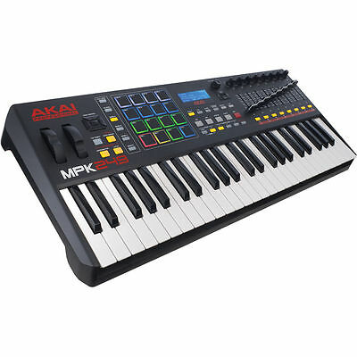 NEW Akai Professional MPK249 49-Key USB MIDI Keyboard Controller with MPC Pads