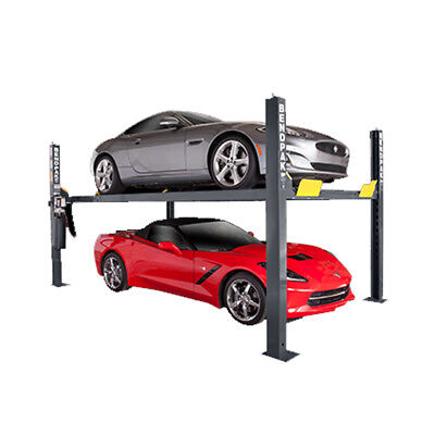 BendPak HD-9STX 9000 lb 4 Post Narrow Width High Car Lift 849672001430 |  eBay