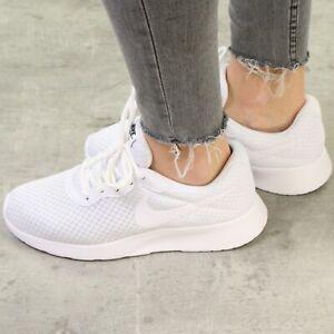 Details zu Nike Tanjun Sneaker Schuhe Damen 812655 110 Weiß