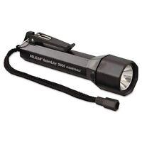 Pelican Sabrelite 2000 Flashlight, 3 C, Black - Plc2000cblack on Sale