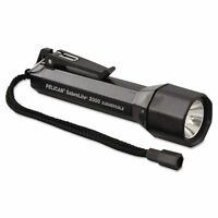 Pelican Sabrelite 2000 Flashlight, 3 C, Black - Plc2000cblack on Sale