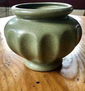 Vintage Haeger Forest Green Jardiniere / Flower Pot / Planter