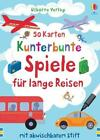 Kunterbunte Spiele für lange Reisen (Spiel) von Non Pratt und Emily Bone (2013)