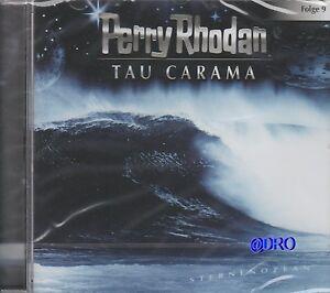 PERRY-RHODAN-CD-Hoerspiel-Tau-Carama-Sternenozean-NEU-OVP