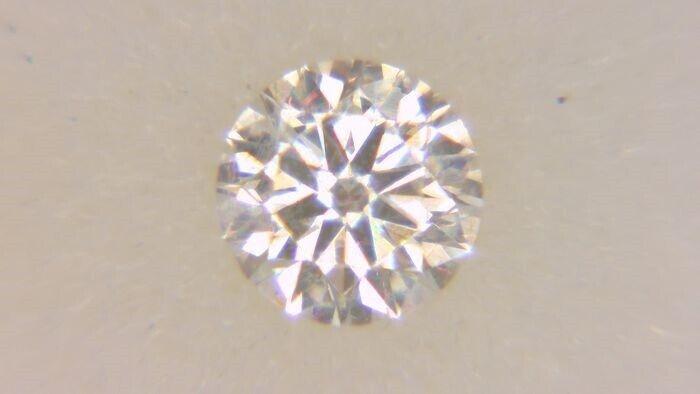 Ring, diamant, Ddiamanter 0,68 carat