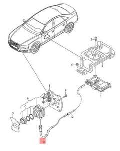 genuine audi vw a6 allroad qu quattro avant s6 adapter cable loom Audi A7 Quattro image is loading genuine audi vw a6 allroad qu quattro avant