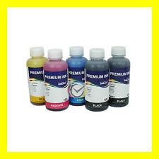 Set di 5 inchiostri pigmentati InkTec per Canon Pixma MG5150
