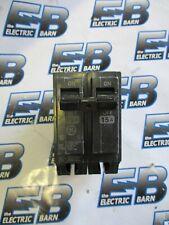 Ge Thqb2115 15 Amp 240 Volt 2 Pole Bolt On Circuit Breaker New S