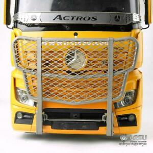 LESU-Hazlo-tu-mismo-TAMIYA-Benz-1851-Highline-3363-1-14-RC-Camion-Tractor-Frontal-Parachoques-B1