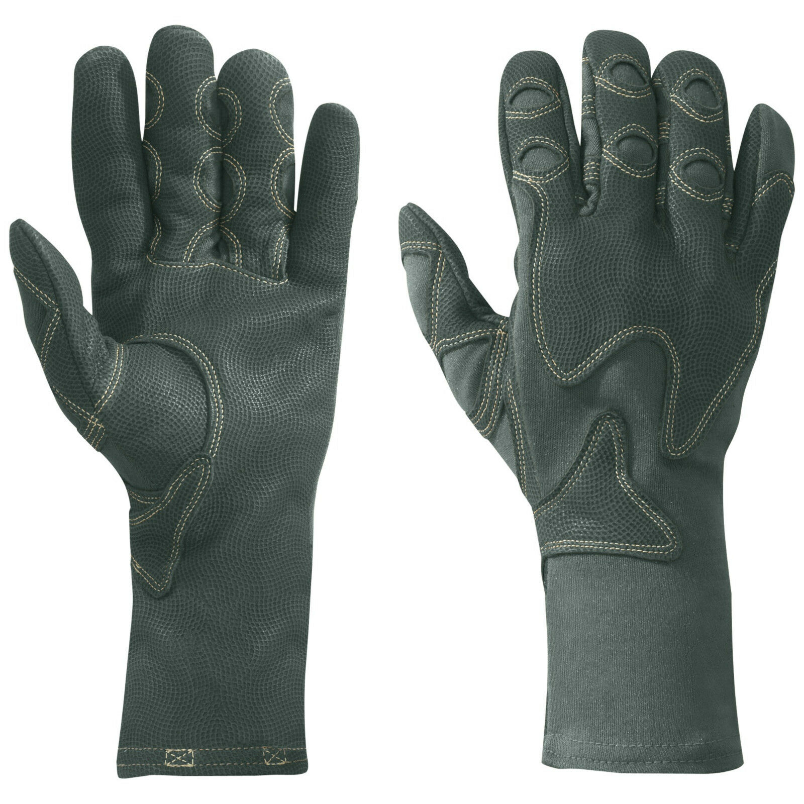 Outdoor Research Overlord Guantes verde Follaje Hecho en USA