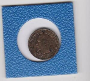 2-centimes-Frankreich-1853-A-Napoleon-III-France